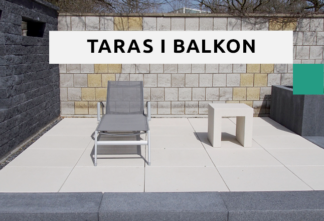 Taras i Balkon